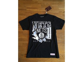 Brooklyn Nets NBA T-Shirt Mitchell & Ness M&N XLarge