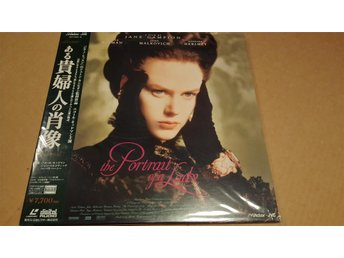 PORTRAIT OF A LADY - WIDESCREEN JAPAN LD