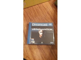 Dreamcast: Headhunter