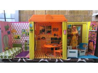 WOW! VHTF Barbie country living home 1973, komplett! - Malmö - WOW! VHTF Barbie country living home 1973, komplett! - Malmö