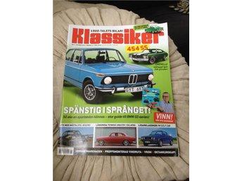 Klassiker. Nr 8 2014 Chevelle BMW 02 , Opel Rekord Amazon VW Golf Cab - Ulricehamn - Klassiker. Nr 8 2014 Chevelle BMW 02 , Opel Rekord Amazon VW Golf Cab - Ulricehamn