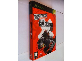 Xbox: Marc Ecko's Getting Up - Limited Edition