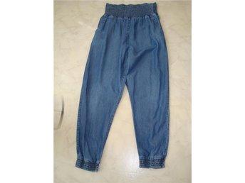 H&M Jeans haremsbyxor 170/72 - örebro - H&M Jeans haremsbyxor 170/72 - örebro