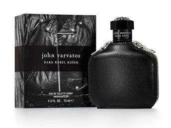 -NY- John Varvatos -DARK REBEL RIDER, 75ml -Inplastad