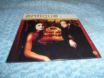 antique - Ligo Ligo (cd-singel) Nyskick!!