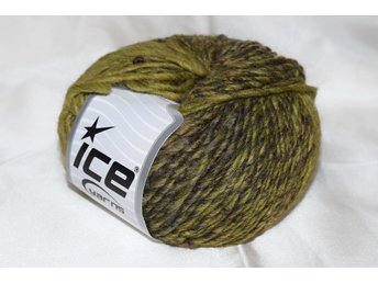 Virginia Wool, olivgrön, 50 g