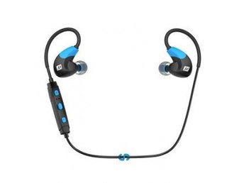 MEE audio X7 Bluetooth Wireless Sports In-Ear headset -blue-black