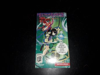 El-Hazard The Magnificent World 2: Promise for Reunion Anime VHS Region 1 Ny