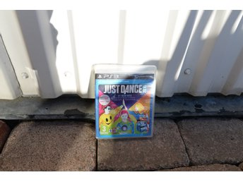 Playstation 3 PS3 JUST DANCE 2015