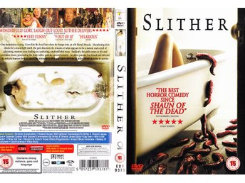 Slither [James Gunn] Entertainment in Video Region2 PAL