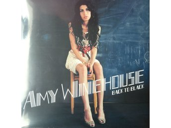 AMY WINEHOUSE - BACK TO BLACK NY LP MINT