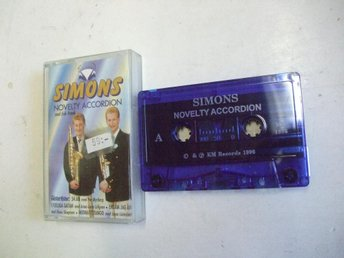 SIMONS  Novelty accordion