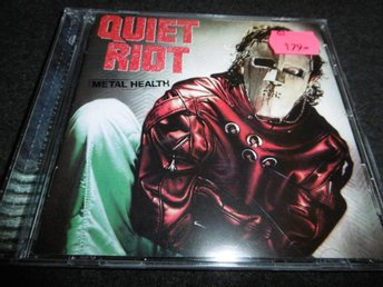 Quiet Riot - Metal health (1983) - CD - 2001 - Bonus
