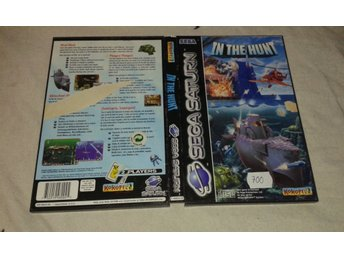 In the Hunt PAL  Boxad, Ultra Rare Shooter! LÅGT UTROP!!!