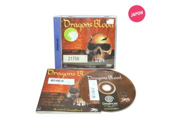 Dragon's Blood (EUR / DC)