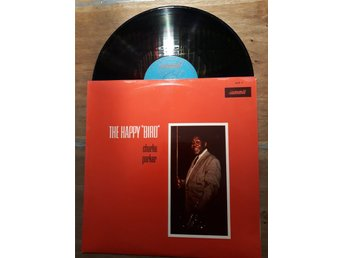 "LP Charlie Parker - The Happy ""Bird"" - Summit"