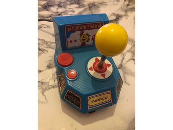 Namco Ms. Pac-Man Plug and Play med 5 spel