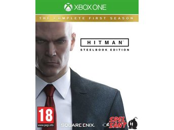 Hitman The Complete First Season (Steelbok Edition)