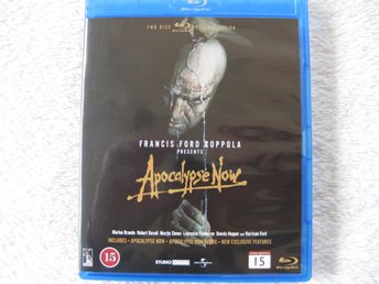 APOCALYPSE NOW - BLU-RAY - OBS! ENDAST 1 DISC!