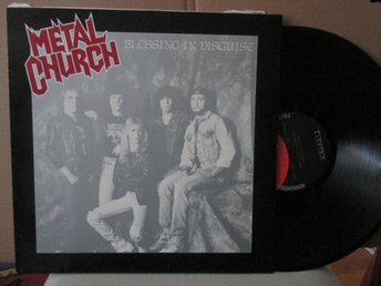 Metal Church - Blessing In Disguise 1989 (HM-Thrash/USA/M.Howe/J.Marshall)