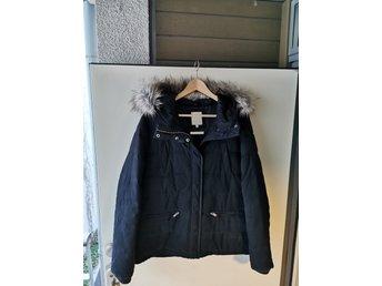 Mysig vinterjacka från MQ stl 42 (370884304) ᐈ Köp på Tradera