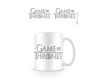 Game Of Thrones Mugg Logo