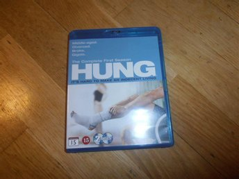 Hung - Säsong 1 (2-disc Blu Ray)