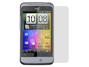 HTC Salsa Displayskydd (Klar) 3-Pack