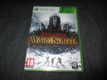 Lord of the rings War of the north - Komplett - Xbox