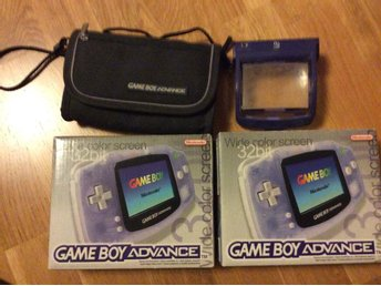 Game boy advance 2st