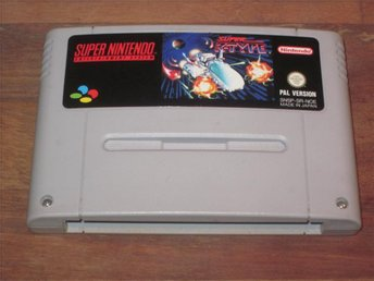 Super R-Type till Super Nintendo
