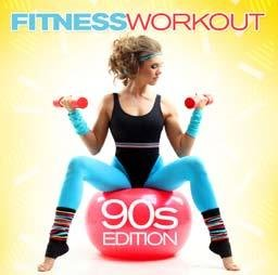 Fitness Workout 90s Edition (CD)