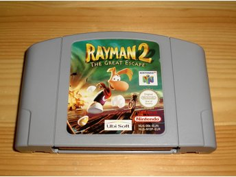 N64: Rayman 2 the Great Escape