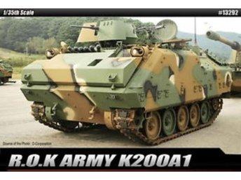 Academy ROK ARMY K200 A1 1/35 - Lund - Academy ROK ARMY K200 A1 1/35 - Lund