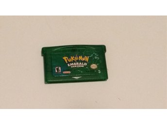 Pokémon Emerald Version till GameBoy Advance