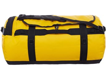 THE NORTH FACE BASE CAMP DUFFEL L / 95 liter gul  Rek butikspris: 1399 kr