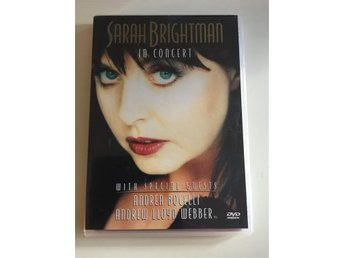 SARAH BRIGHTMAN IN CONCERT - WITH SPECIAL GUESTS.