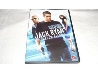Jack Ryan : Shadow recruit - Chris Pine - Kevin Costner - Svensk text - Alfta - Jack Ryan : Shadow recruit - Chris Pine - Kevin Costner - Svensk text - Alfta