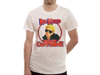 LOU REED - SALLY (UNISEX) T-Shirt - Medium