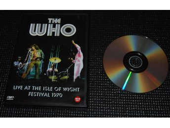 The Who - live at the Isle of Whigt festival 1970 (5.1 DD) 85 min