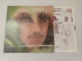 GEORGE HARRISON s/t LP US 1979