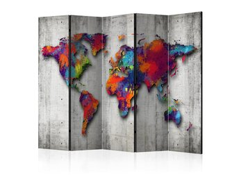 Rumsavdelare - Concrete World Room Dividers 225x172