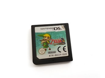 The Legend of Zelda: Spirit Tracks - DS