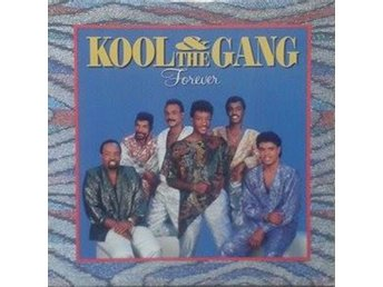 Kool & The Gang title* Forever* Soul, Disco LP Canada