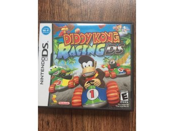 Diddy Kong Racing DS Nintendo DS