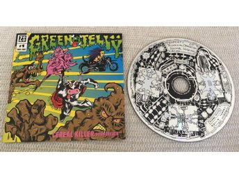 Green Jellÿ - Cereal Killer Soundtrack (CD) ,  Zoo Entertainment -1993