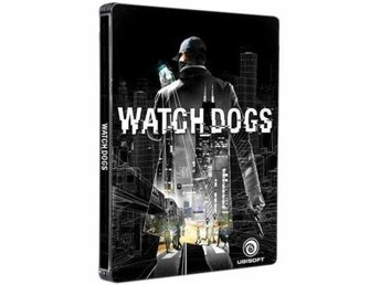 Watch Dogs - Steel Book - Playstation 4