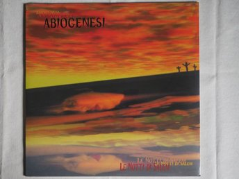 Abiogenesi-Le Notti Di Salem-LP (SEALED)