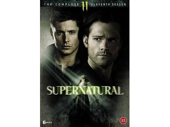 Supernatural / Säsong 11 (6 DVD)