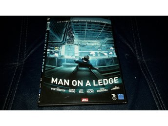Man On A Ledge med Ed Harris